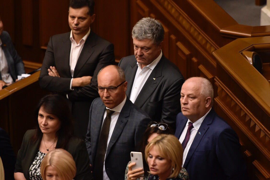 Порошенко и «Евросолидарность» абсолютные лидеры доверия во Львове – соцопрос