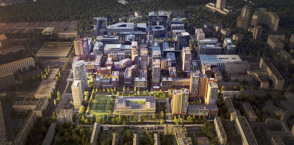 ЕИБ выделит EUR 50 млн на строительство новых помещений для UNIT.City