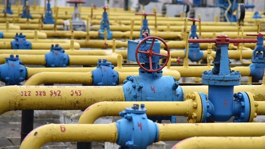 Україна користується потужностями імпорту газу на 100%