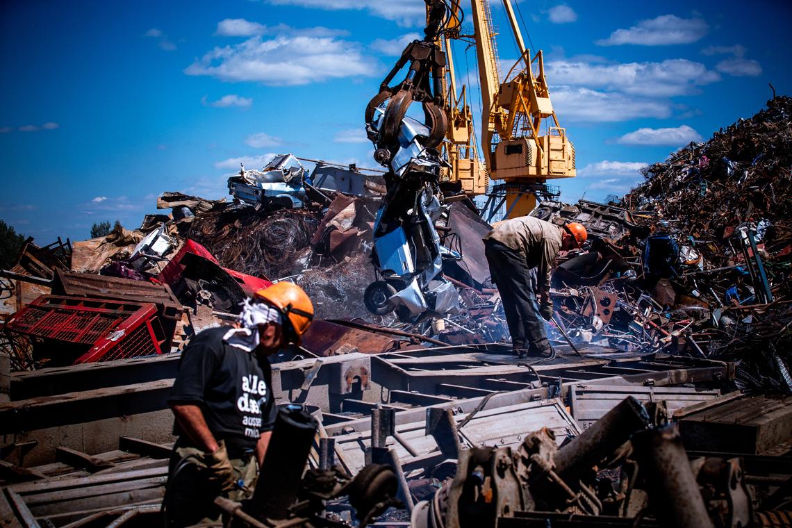 Реалізація металобрухту на території України через віртуальну державну майданчик Прозорро.Продажі